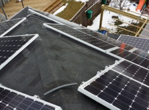 Residential Roofing Repair – March 16,2015