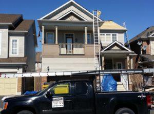 Residential Roofing Repair April 1, 2015