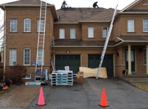 Residential Roofing Replacement April 10, 2015
