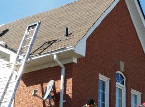 Residential Roofing Repair